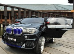 Jou Auto - Aкумулаторен джип NEW MP4 BMW X5 RD500