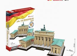 Cubic Fun Пъзел 3D The Brandenburg Gate (Germany) 150ч. MC207